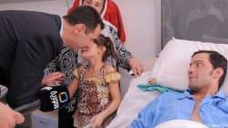 Bashar el-Assad ouvre un compte