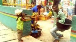 Il baby fotografo che immortala la Nigeria (FOTO E