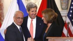 Israéliens et Palestiniens veulent trouver un accord d'ici 9