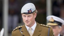Le prince Harry est passé maître dans l'art de construire des toilettes