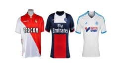 Les plus beaux maillots de la saison de Ligue 1 (et les