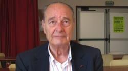 La solitude d'un Jacques Chirac de nouveau
