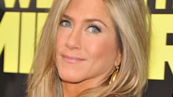 Jennifer Aniston, sin maquillaje