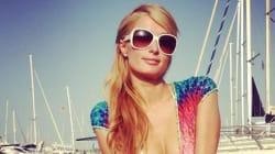 Les vacances bling bling de Paris Hilton à