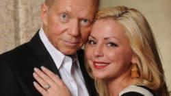 La veuve de 27 ans de l'ex-sénateur Zimmer hérite d'une pension à