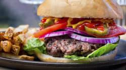 人工肉バーガーを3200万円で生産