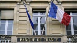 Croissance: le chiffre de la Banque de France qui fait les affaires