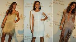 Melissa Satta, Irina Shayk, Claudia Galanti: party scintillante al Billionaire
