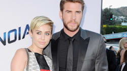 LOOK: Miley And Liam