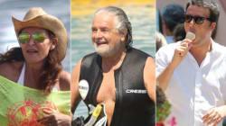 Politici in vacanza. Beppe Grillo, Silvio Berlusconi, Daniela Santanché: le mete predilette da parlamentari e non