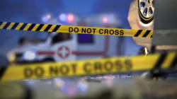 RVs Crash On Highway, Leave 2 Clinging To