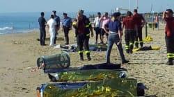 Sei migranti annegati a Plaia di Catania. Erano in 120 su