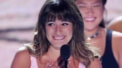 L'émouvant hommage de Lea Michele à Cory