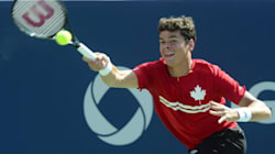 Milos Raonic éliminé au 3e tour par l'Américain John Isner à