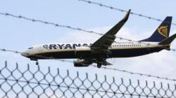 Ryanair tente de museler ses pilotes sur