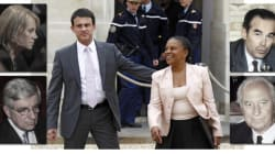 Taubira et Valls, Chevènement/Guigou, Badinter/Defferre... un air de