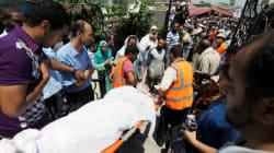 Égypte: la communauté internationale condamne le bain de