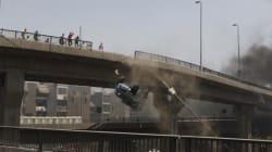 Égypte: un véhicule de police tombe du «pont du 6 octobre»