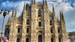 Al fresco nelle cattedrali più belle del mondo