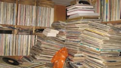 250mila dischi sepolti in casa