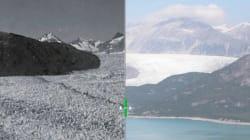 Glaciers, feux de forêts... D'impressionnantes photos