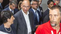 Enrico Letta al Meeting di Rimini: