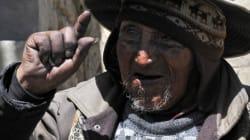 L'homme le plus vieux du monde vit seul dans les