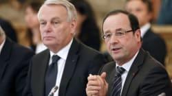 Séminaire de rentrée: Hollande et Ayrault ramassent les copies des
