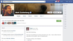 Pour se faire entendre par Facebook, un hacker pirate le mur de