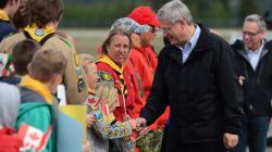 Harper's Strategy Lacks Direction: