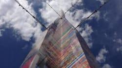 La plus haute tour du monde... en briques