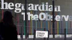Le Guardian contraint de détruire de l'information d'Edward