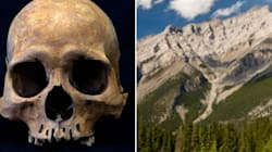 Human Skull Found In National