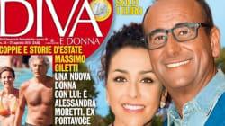 Alessandra Moretti e Giletti fotografati insieme. Ed è subito gossip