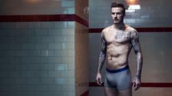 Les nouvelles photos de David Beckham pour H&M sont tout ce que vous