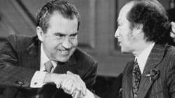 Nixon To Pierre Trudeau: 'We'll Survive'
