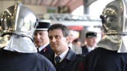 Valls envoie ses pompiers éteindre