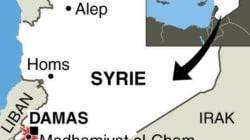 Première vidéo des experts en armes chimiques au travail en Syrie