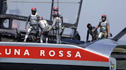 Vuitton Cup: Luna Rossa ko, Emirates Team New Zealand avanti
