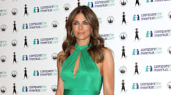 Elizabeth Hurley Channels Kate