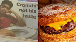 Cronut Burger Food Poisoning Scare Gets
