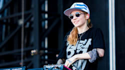 MTV Names Canadian Indie Star Grimes VMA Red Carpet