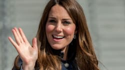Kate's A Pro At Her Royal