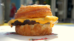 You Can Still Buy A Cronut Burger...In