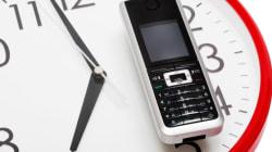 29.000 euros de notes de téléphone pour avoir appelé...l'horloge