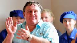 Depardieu organise une garden-party géante dans sa nouvelle