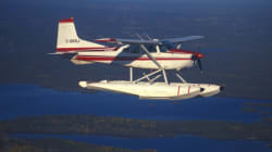 Plane Found Upside-Down In Lake, Pilot