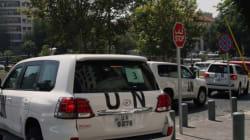 Les inspections de l'ONU en Syrie