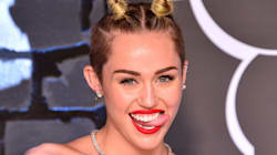 Miley Cyrus : caricature de