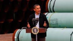 Obama oppose son veto à la loi autorisant l'oléoduc Keystone
